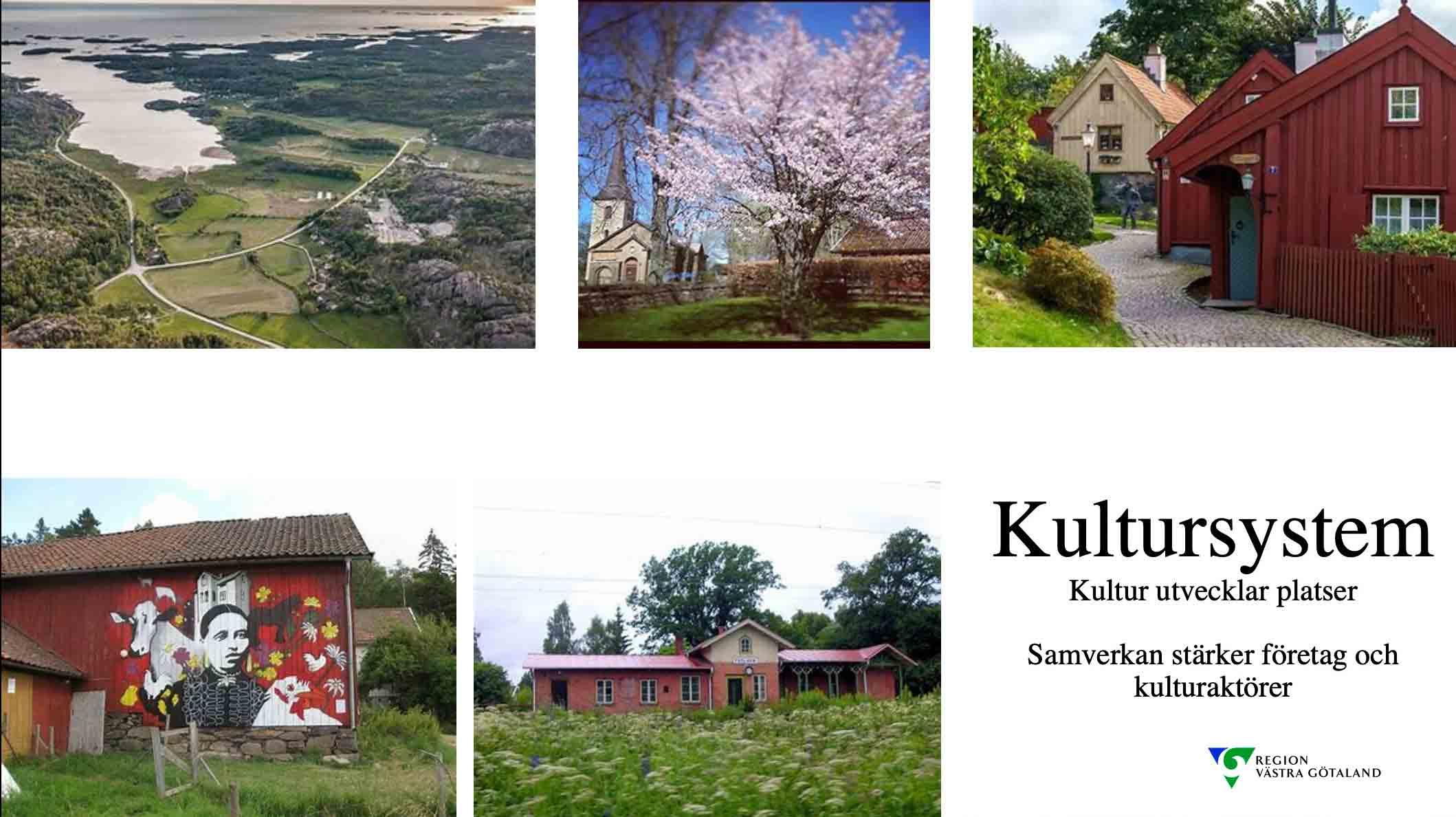 Kultursystem i Västra Götaland
