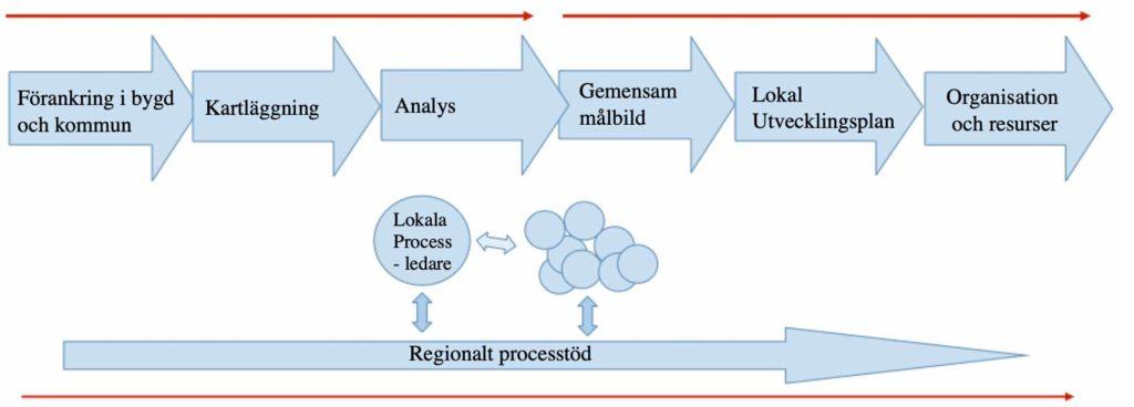 Flödesschema Kultursystemsprocessen